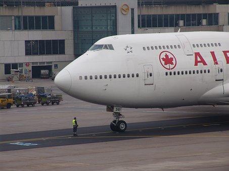 エア ・ カナダ, ボーイング, ボーイング 747 400, 747, 航空機