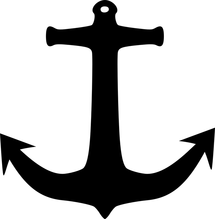 Anchor Sea Ship Free Vector Graphic On Pixabay