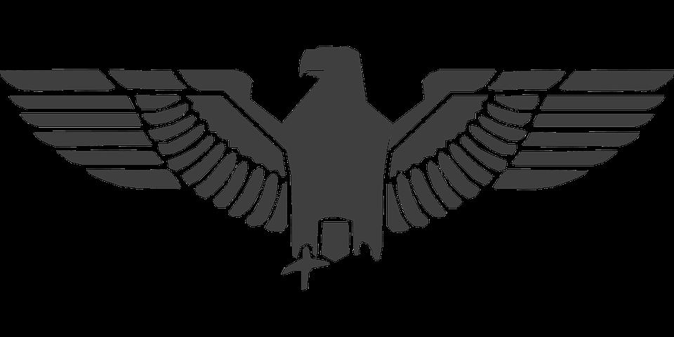 vector gratis 193guila ave halc243n s237mbolo imagen