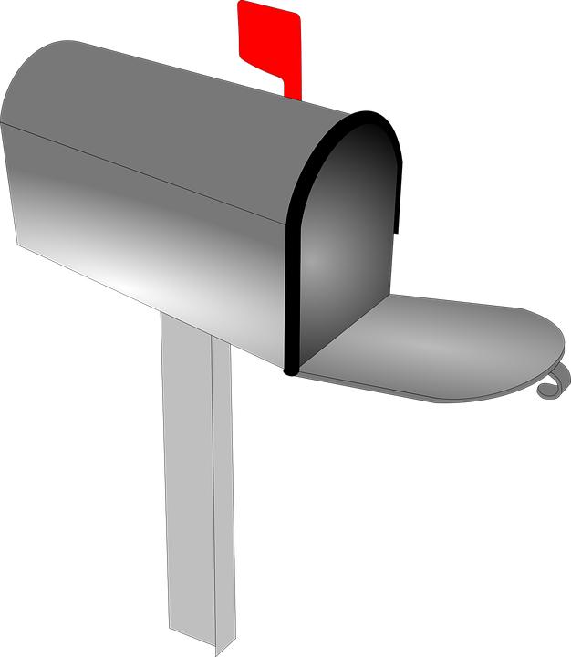 Mailbox Mail Letter Free Vector Graphic On Pixabay