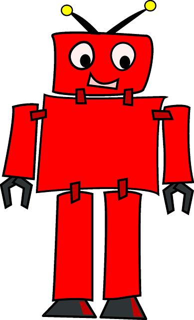 Free Vector Graphic Robot Antenna Mechanical Robotic
