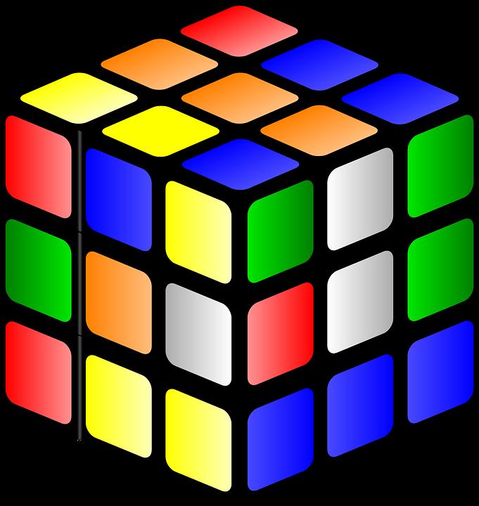 rubiks cube spel