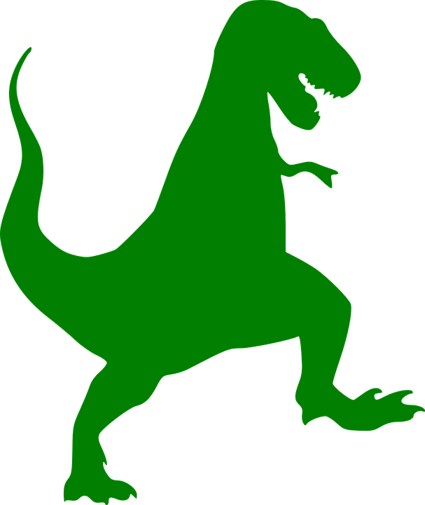 T-Rex Dinosaur Animal · Free vector graphic on Pixabay