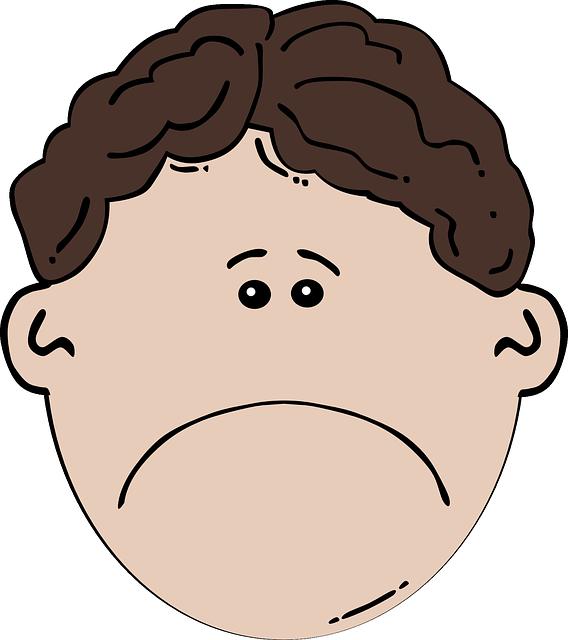 Boy sad upset free vector graphic on pixabay voltagebd Images