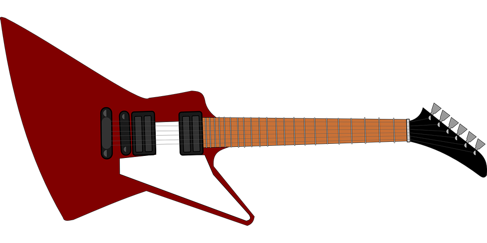 Free vector graphic: Guitar, Instrument, Music, Rock - Free Image ...