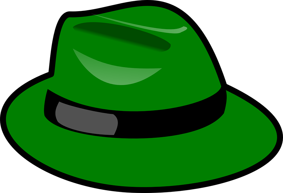 Hat Green Fedora - Free vector graphic on Pixabay 72d0635619d