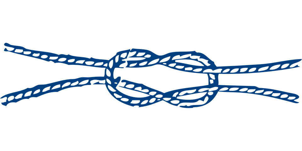 Free vector graphic: Knot, Rope, String, Tied, Twisted ...