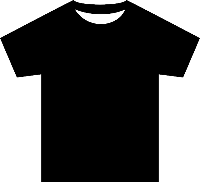 Free Vector Graphic T Shirt Shirt Silhouette Black