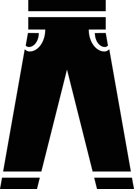 trousers jeans silhouette  u00b7 free vector graphic on pixabay Instagram Icon Vector yelp icon vector download