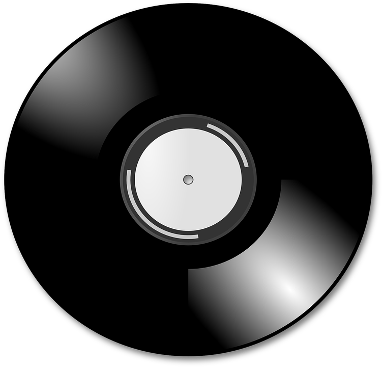 disc record gramophone free vector graphic on pixabay disc record gramophone free vector