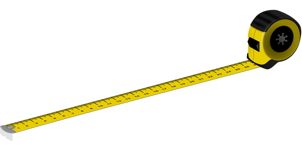 inch tape measure free vector graphic on pixabay