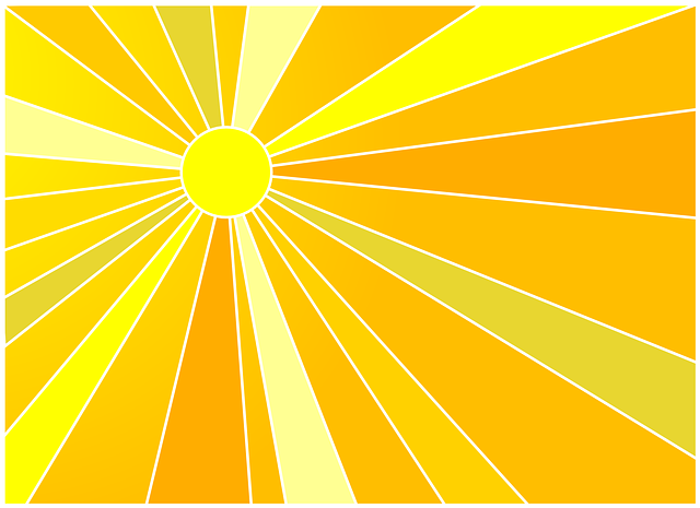 free vector graphic  sun  rays  solar  sunlight  sunny - free image on pixabay