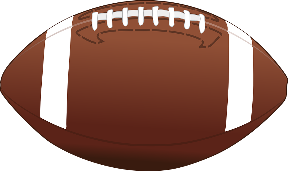 American Football Ball Sport · Free vector graphic on Pixabay