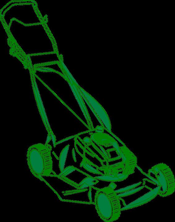 green machine lawn mower