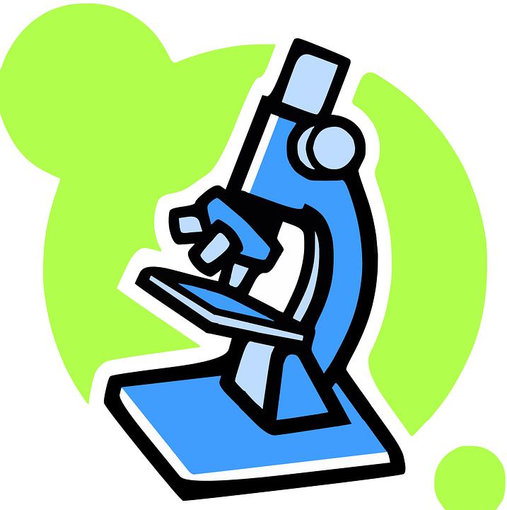 Microscope Science Laboratory - Free vector graphic on Pixabay