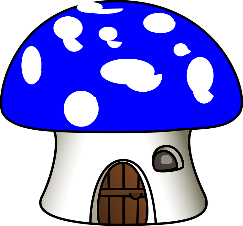 Free vector graphic: Mushroom, House, Igloo, Door - Free Image on ...