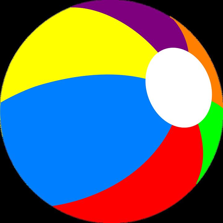 beachball ball beach free vector graphic on pixabay rh pixabay com