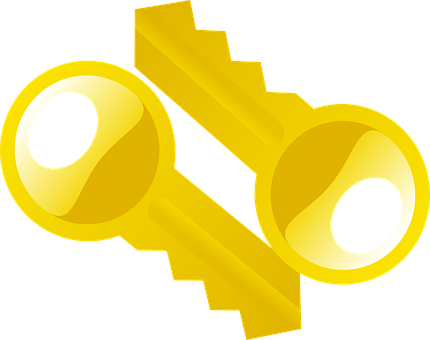 Duplicate yellow keys as part of 37 highly effective SEO tips for bloggers
