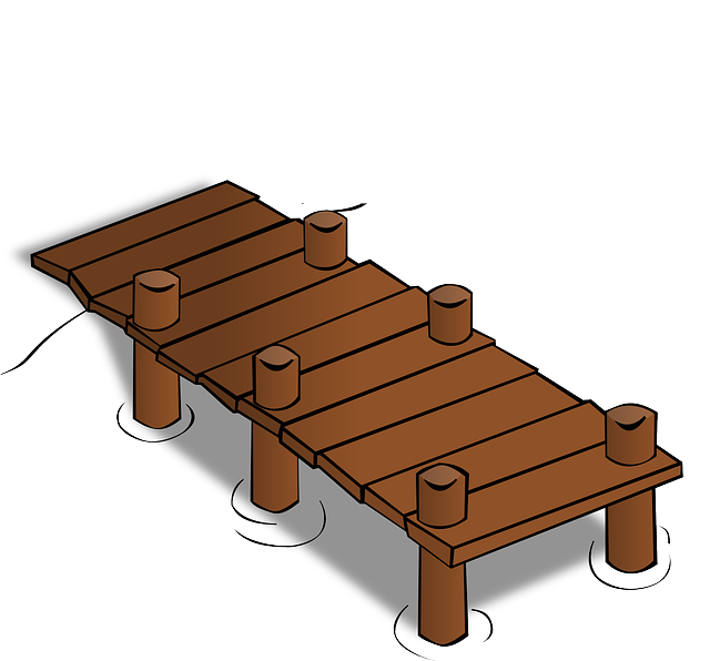 Pier Wharf Dock · Free vector graphic on Pixabay