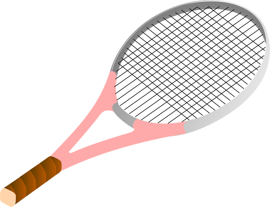 Tennis Racket Game Free Vector Graphic On Pixabay