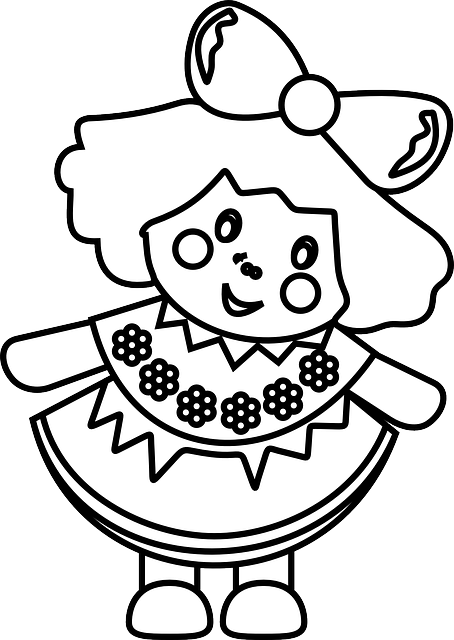 Woman Holding Baby Clipart