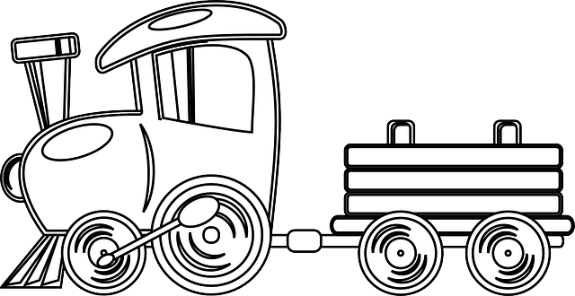 Train Travel Transportation · Free Vector Graphic On Pixabay
