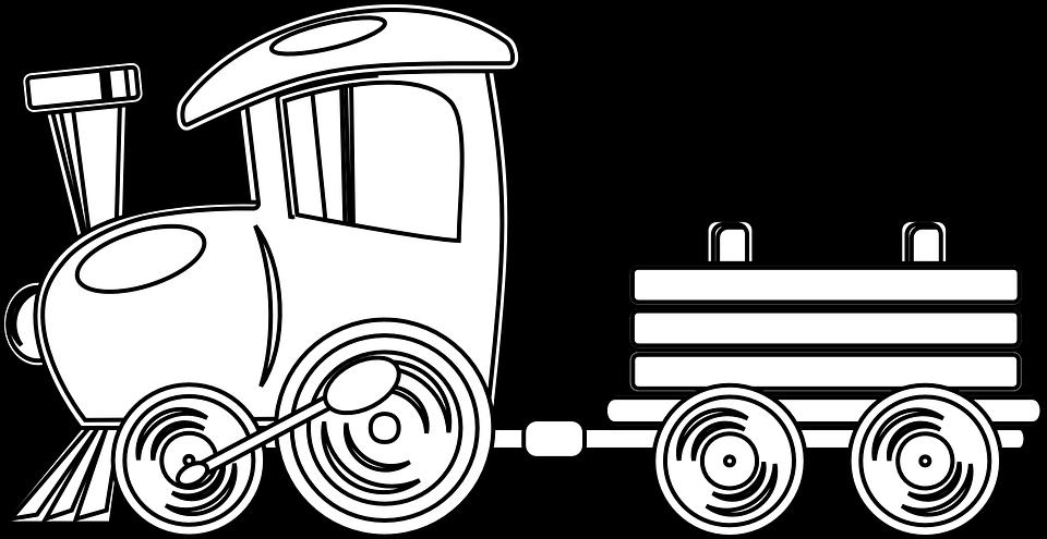 Free Vector Graphic Train Travel Transportation Free