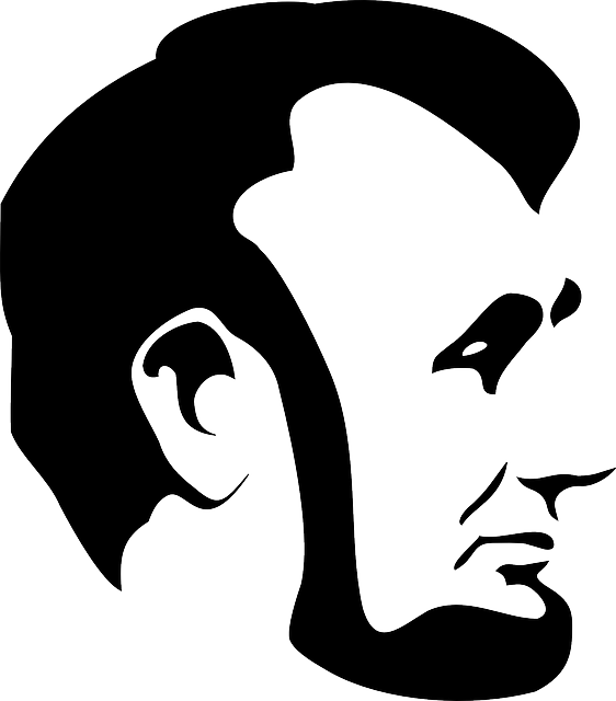 Free Vector Graphic: Abraham Lincoln, President
