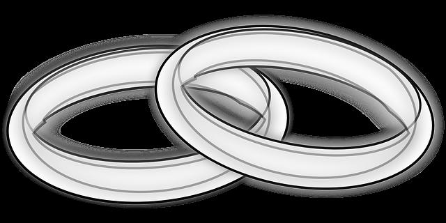 Wedding Rings Clip Art Free Download Ringe Hochzeit ...