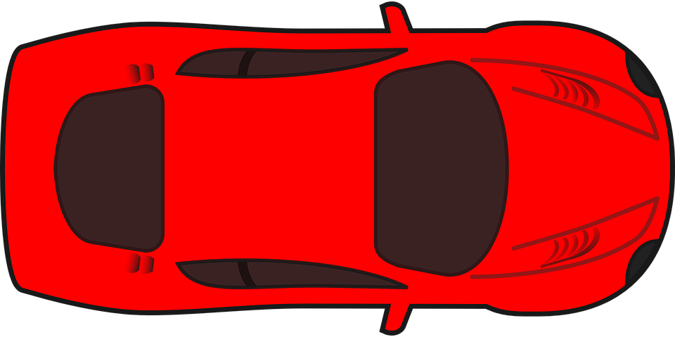 Free vector graphic: Car, Red, Vehicle, Automobile, Auto ...