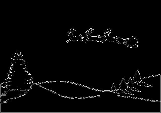 Christmas Santa Claus Free Vector Graphic On Pixabay