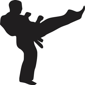 Karate, Calcio, Sport, Cintura, Uomo
