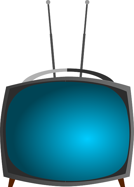 Tv Television Set · Free vector graphic on Pixabay