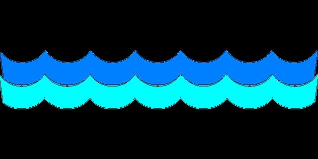 Wave Vector Png Waves Blue Ligh...