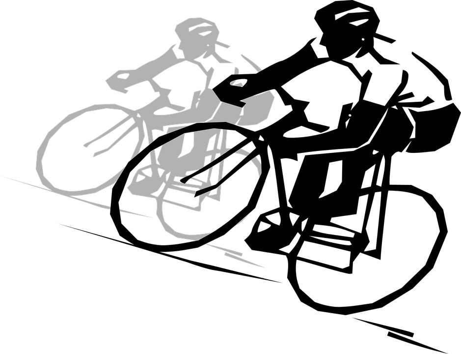 Cycling Racing Bicycle · Free vector graphic on Pixabay
