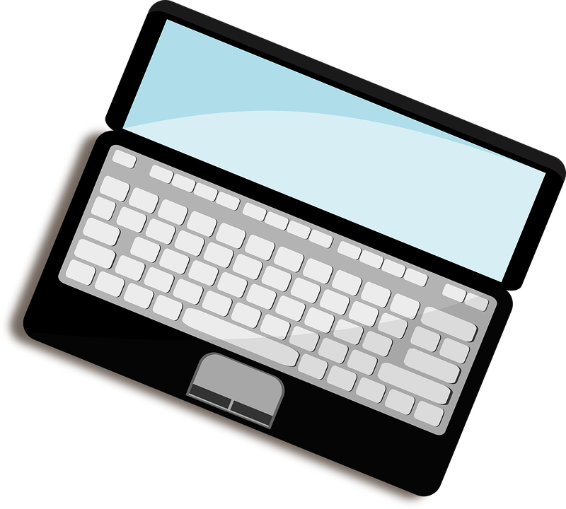 Laptop Computer Technology · Free vector graphic on Pixabay