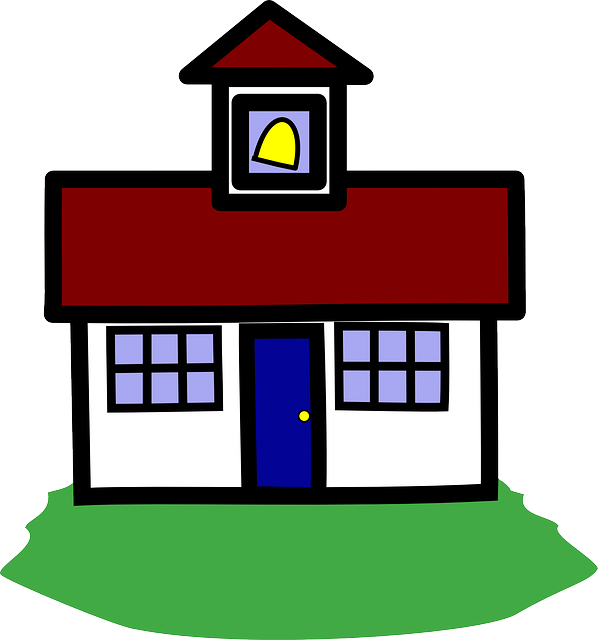 Schoolhouse School Education · Free vector graphic on Pixabay