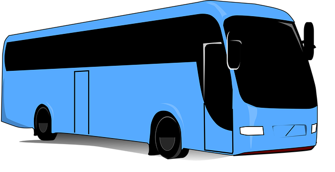 Bus, Travel, Transport, Vehicle, Road