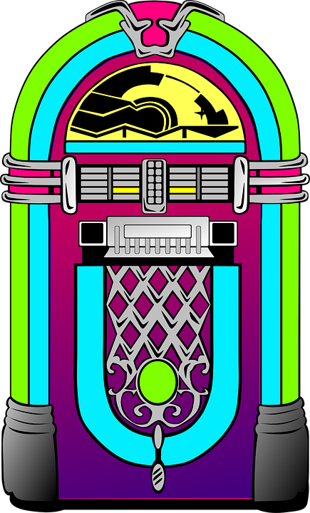 Jukebox, Música, Reproductor De Música, Multimedia