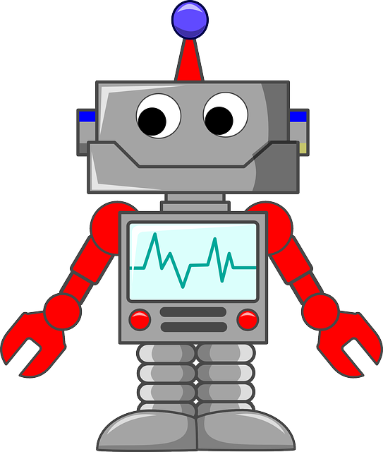Robot Machine Technology 183 Free Vector Graphic On Pixabay