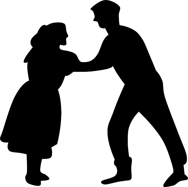 dancers square dance people 183 free vector graphic on pixabay