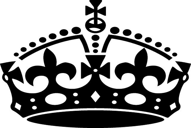 gambar vektor gratis mahkota  tiara  ratu  putri gambar keep calm crown vector keep calm and carry on crown vector