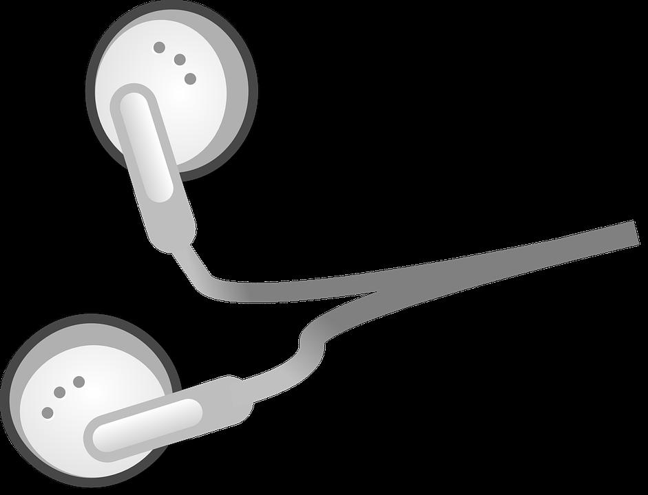 Free vector graphic: Headphones, Music, Earphones - Free ... Ear Sketches