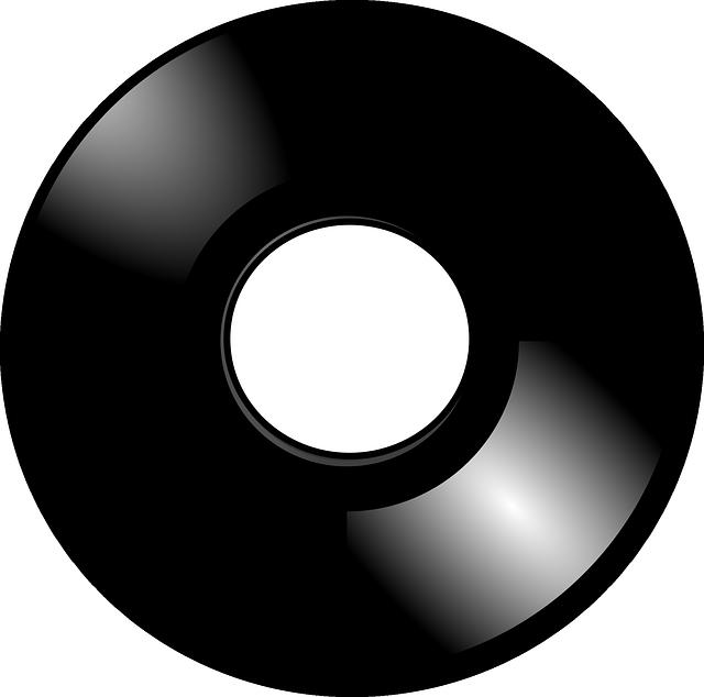 Record Album Retro 183 Free Vector Graphic On Pixabay