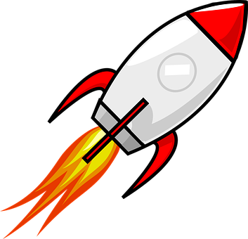 200+ Free Rocket & Space Vectors