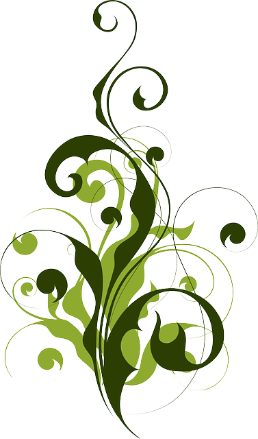 Flora Abstract Filigree · Free vector graphic on Pixabay