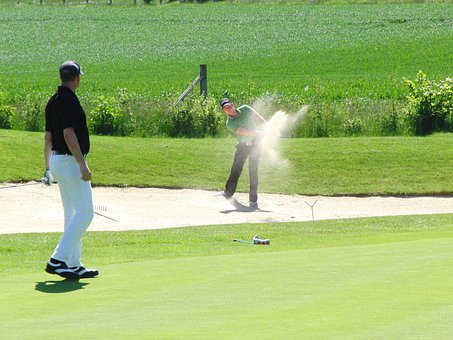 Té, Golf, Club De Golf, Rush