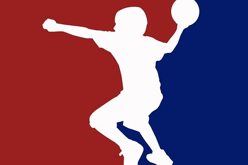 Dodgeball, Mlb, Logo, Banner, Flyer, Art