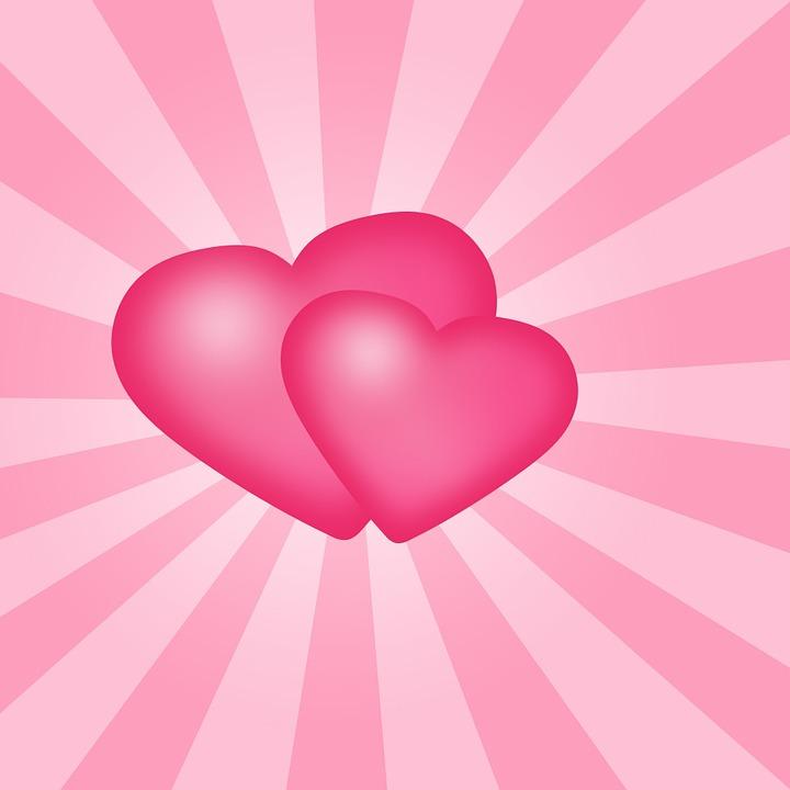 Cuore Cuori Rosa Immagini Gratis Su Pixabay