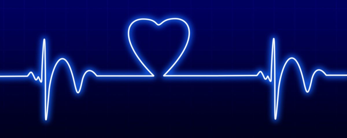 Картинка с сердцебиением